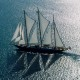 Tall Ship From Above