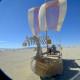 Burning Man 2012 Mutant Vehicle