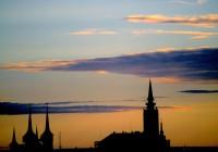 Reykavik sunset