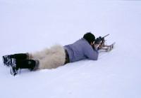 arctic shoot inuit